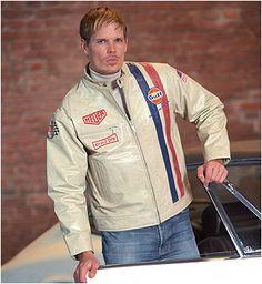 Gulf Racing Jacket Gulf Pinterest