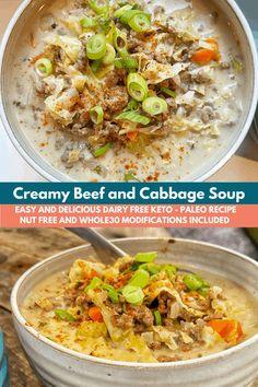 Paleo Recipes Nut Free, Primal Recipes, Healthy Soup Recipes, Real Food Recipes, Cooking Recipes, Paleo Soup, Yummy Recipes, Dinner Recipes, Yummy Food