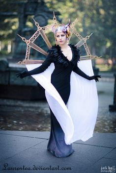 Edea Kramer is initially presented as a power-hungry sorceress in Final Fantasy VIII who seizes control of Galbadia from President Deling.