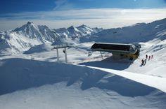 Seggiovia 4 posti in Valle dell'Alpe!