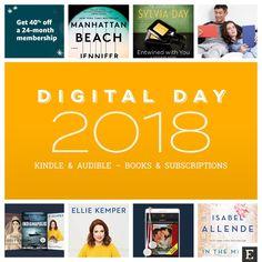 best books on audible 2019