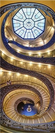 Beautiful Ceiling and staircase