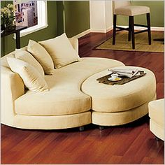 Roundabout Oval Sofa