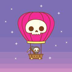 #kawaii #death  I'd love a ride, lol