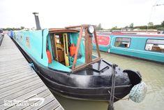 Valamaria (2 Cabins) - Great Haywood Boat Sales Morso Stoves, Boat Sales, Narrow Boat, Vanity Basin, Boats For Sale, Solar Panels, Cabins, Two By Two, Sun Panels