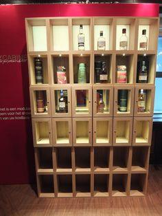modulair whiskycabinet  www.whiskycabinet.nl