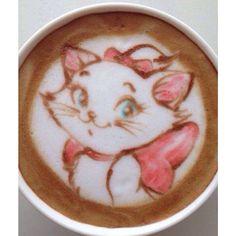 The Most Satisfying Cappuccino Latte Art - Coffee Brilliant Coffee Artwork, Coffee Latte Art, Coffee Cafe, Coffee Shop, Cappuccino Art, Coffee World, Coffee Design, Disney Food, Coffee Art