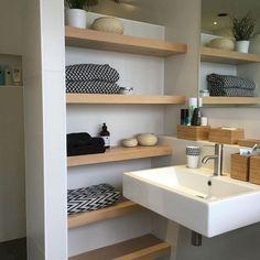 55 meilleures idées de conceptions modernes de salle de bains de style scandinave #bains #conceptions #idees #meilleures #modernes #salle #style Salle De Bain Scandinave