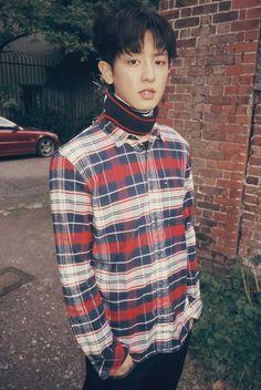 Real Pcy, Exo K, Chen, Baekhyun, Park Chanyeol Exo, Baekyeol, Chanbaek, Music Genius, Vogue Korea