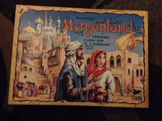 Last nights Vineyard Hotel game with tbV and Tony was this German-ruled one about Aladdin and his lamp which was a very different and really cool game. #WhichIAlsoHappenedToWin #HappyPlace #GamesNight #tbV