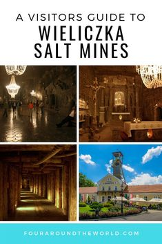 No visit to Krakow is complete without taking a trip to Wieliczka Salt Mine - one of the most fascinating attractions in Poland. Discover the history of this incredible salt mine. take a tour through a tiny portion of the thousands of tunnels or stay at the health spa and enjoy the healing properties #poland #travel