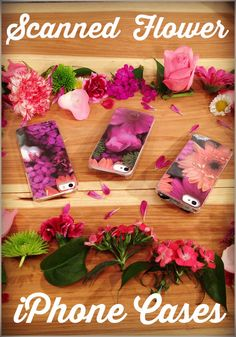 HGTV Crafternoon: 5-Minute Scanned Flower Phone Case http://blog.hgtv.com/design/2014/09/02/diy-scanned-flower-iphone-case/   http://idealshedplans.com/backyard-storage-sheds/