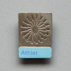 Munich Olympic Athlete Badge, 1972