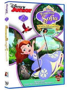 WALT DISNEY :Princesse Sofia - 2 - Au bal des mille et une - Série Tv - DVD NEUF