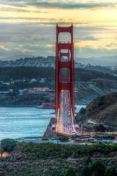 San Francisco, Golden Gate, Rise of Towers by Ali Erturk on 500px