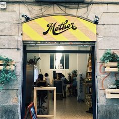 Mother bcn / coldpressed juice Barcelona, Spain