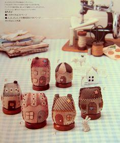 всякие всякости...: Японский домик - МИНИ пошьем?