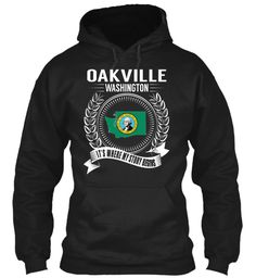 Oakville, Washington - My Story Begins