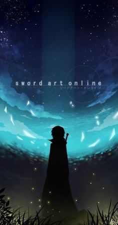 Started watching Sword Art Online! It was not what I expected so it kinda freaked me out... But I have to finish it now!!!!