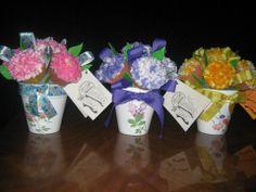 - * Cupcake Bouquet