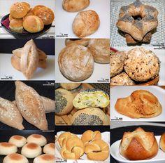 12 recetas de pan para Navidad.    Vía Gastronomía y Cía.  http://www.gastronomiaycia.com/2011/12/19/doce-recetas-de-pan-para-navidad      #hazteunpansano  http://www.pansano.net
