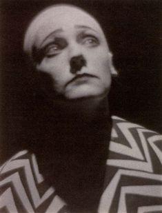 Pierrot - Paul Outerbridge