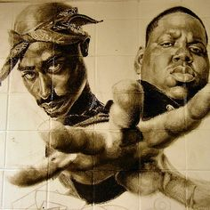 Bringing the legends of rap back to life. A modern remix tribute to Tupac Shakur and Biggie Smalls.