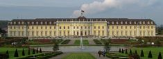 Ludwigsburg Palace and Baroque Gardens near Stuttgart