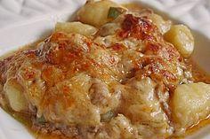 Überbackene Kloßschnippel (Rezept mit Bild) von SchmackoFatz3 | Chefkoch.de