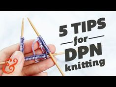 You Can learn to knit socks. Learn how to use double pointed knitting needles and the world of knitting socks is yours! Instructional video and free pattern Knitting Basics, Knitting Videos, Knitting For Beginners, Loom Knitting, Knitting Stitches, Free Knitting, Knitting Socks, Knitting Tutorials, Knit Socks