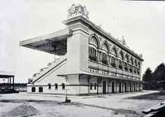 1918 - Hipódromo da Mooca na rua Bresser.