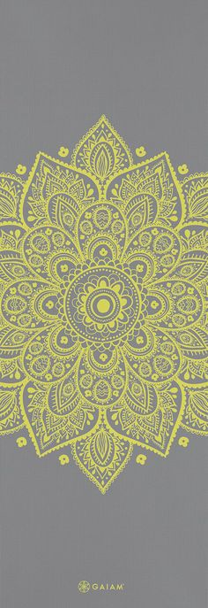 New semester, new mat.  Beautifully patterned to express your inner zen #SearsBack2Campus