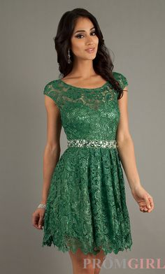 green lace dress with sleevesdave and johnny 9099 Dress 2014 New Style Designer Dress Online zzFOpOIV