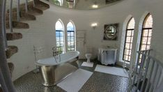 The bathrooms of the Lichtenstein Castle showcase our products in an amazing light. We absolutely love working on custom projects like this one! Don't you just want to unwind and take a bath in this castle? Victorian Style Bathroom, Victorian Decor, Lichtenstein Castle, Bed Frame Design, Kitchen Mixer Taps, Honeymoon Suite, Elegant Chandeliers, Black And White Theme, Classic Bathroom