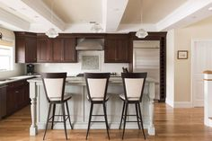 The Cabinetry website - designed by LW Creative Group