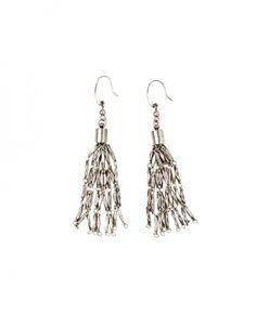 Boucles d'oreilles Isabel Marant pour H&M - Isabel Marant pour H&M : toute la collection femme dévoilée - Elle