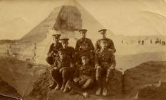 'Massey's Tourists' - New Zealand's Expeditionary Force in Egypt World War One, First World, Troops, Soldiers, Lest We Forget, Boxing Day, Wwi, Plymouth, New Zealand