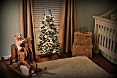 Lots of Christmas Tree Inspiration via Honey We're Home