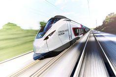 Alstom unveils new main-line train