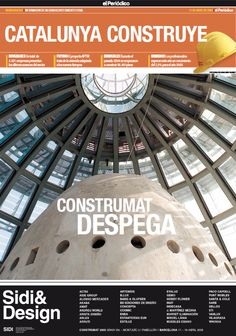 Cataluña Construye quiere ser una herramienta de comunicación y reflexión con el objetivo de explicar el proceso actual de transformación de nuestro entorno a partir de la perspectiva arquitectónica, constructiva, urbanística y, en último término, social.