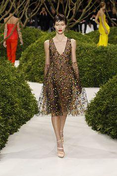 Dior Oh, sheer elegance.