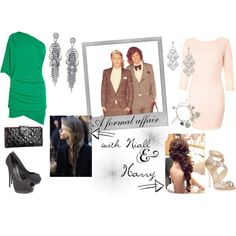 A Formal Affair with Niall and Harry