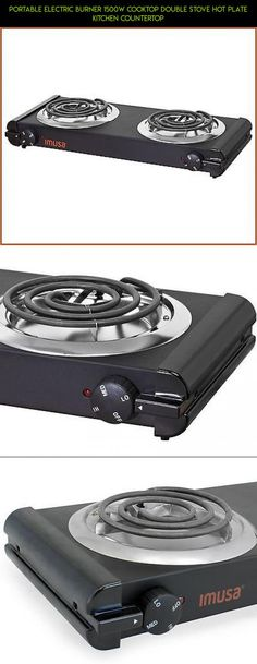 Waring Pro Double Portable Electric Stove Top | Basement Kitchenette |  Pinterest | Electric Stove, Stove And Kitchens