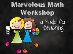 Mrs Jump's class: Math Workshop Model with FREEBIES