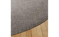 Chilewich Bouclé Round Floor Mat