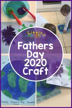 With Father's Day just around the corner and shopping opportunities limited, I thought I'd bring you some quick and easy craft ideas to make with the little ones for all the Dads, Grandads, or simply someone special in their life!   Who doesn't love a personal handmade keepsake made by precious little hands?!  #fathersday2020 #fathersdaycrafts #keepsake Great Father, Happy Father, Fathersday Crafts, Quick And Easy Crafts, World Days, Little Learners, Weekend Is Over, Little Ones, Fathers Day