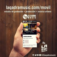Via Instagram LAEMINENCIAreal Repost via @laqadramusic ---> Escucha nuestros trabajos desde tu celular  LAQADRAMUSIC.COM/movil  Android-iphone-tablet  Prod. By. MarkBlade La Eminencia (@laeminenciareal)  #LaEminencia  #producer #recording #estudiodegrabacion #protools #flstudio #StudioOne #dembow #reggaeton #musicaurbana #productormusical #studioflow  #recordingstudio #android #tw