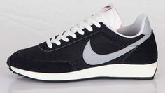 Nike Air Tailwind Black / Silver