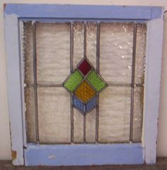 i love antique stained glass windows