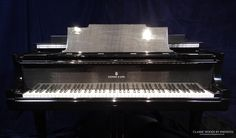 Custom Steinway & Sons piano with carbon fiber finish, Piano of 3 produced in the United States. Piano Restoration, Restoration Services, Carbon Fiber, Sons, United States, Carbon Fiber Spoiler, My Son, U.s. States, Clam